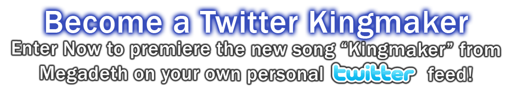 Become a Twitter Kingmaker